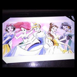 🖼 Disney Princess wall art 👑
